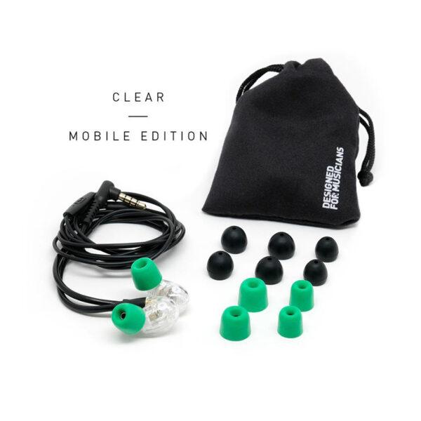 Advanced หูฟัง MODEL 3 Hi-Res MMCX In-ear Monitors