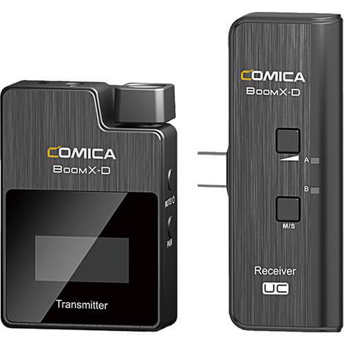 Comica Audio BoomX D UC1 1
