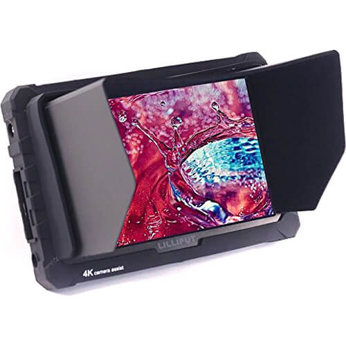 Lilliput A7S 7 Full HD Monitor with 4K Support Black Case 2