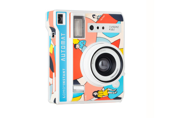Lomo'Instant Automat กล้องฟิล์มรุ่น Sundae Kids Verde