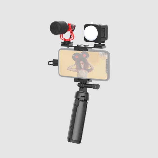 MOZA Mirfak Vlogging Kit Set ชุดอุปกรณ์ถ่ายวีดีโอ ไลฟ์สด Live Vlog Youtuber 12