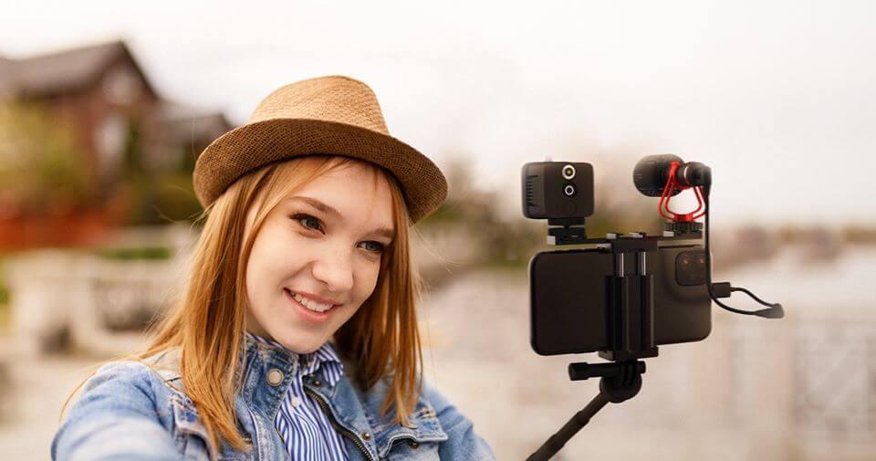 MOZA Mirfak Vlogging Kit Set ชุดอุปกรณ์ถ่ายวีดีโอ ไลฟ์สด Live Vlog Youtuber 13