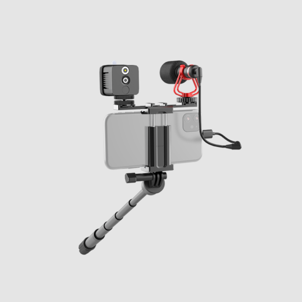 MOZA Mirfak Vlogging Kit Set ชุดอุปกรณ์ถ่ายวีดีโอ ไลฟ์สด Live Vlog Youtuber 5