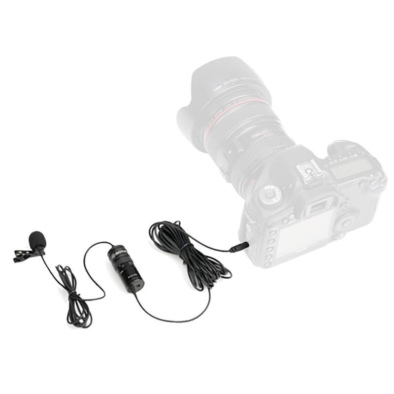 Microphone Boya BY M1 Pro 1
