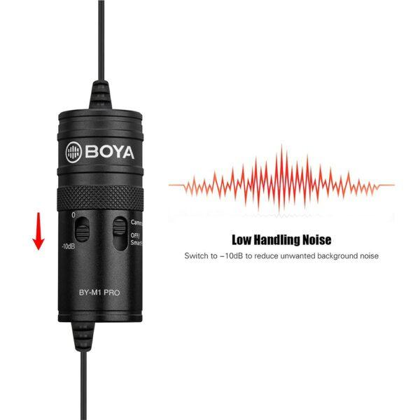 Microphone Boya BY M1 Pro p1