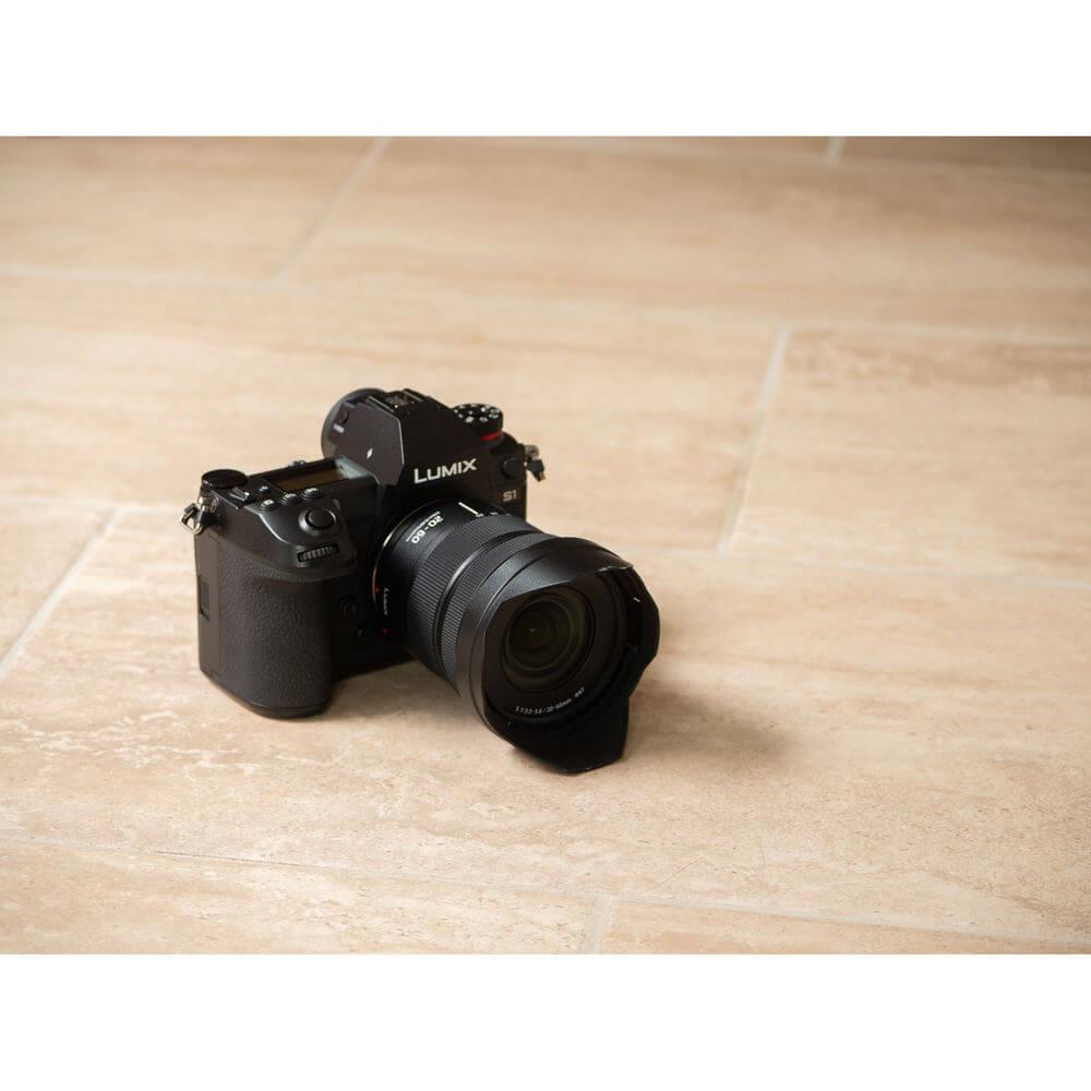Panasonic Lumix S 20 60mm f3.5 5.6 Lens 15