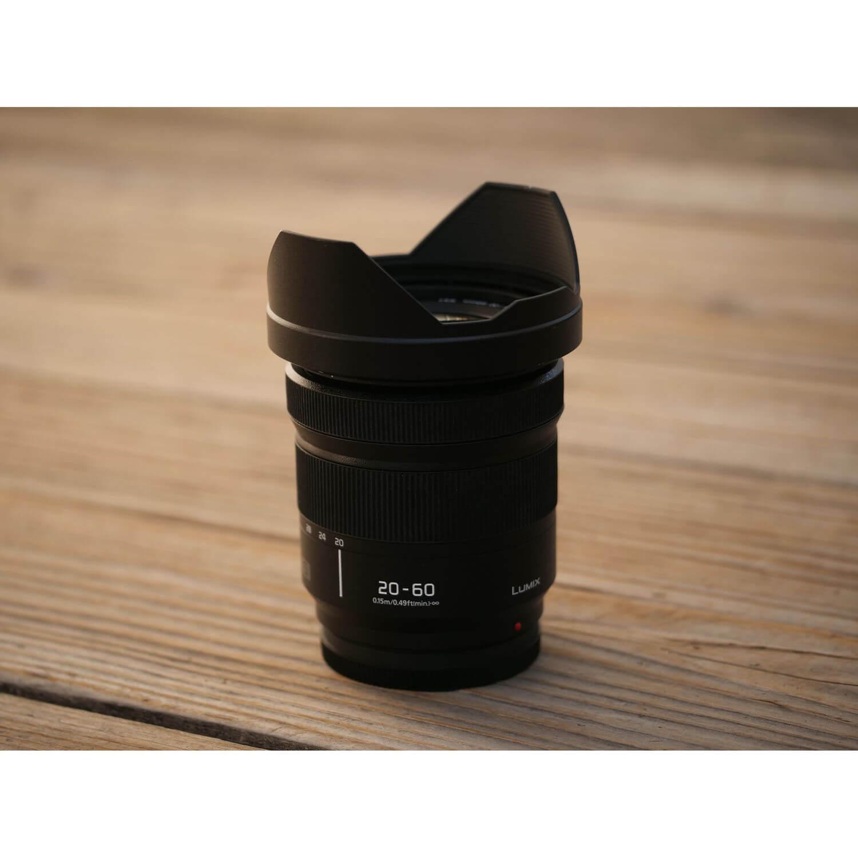 Panasonic Lumix S 20 60mm f3.5 5.6 Lens 16