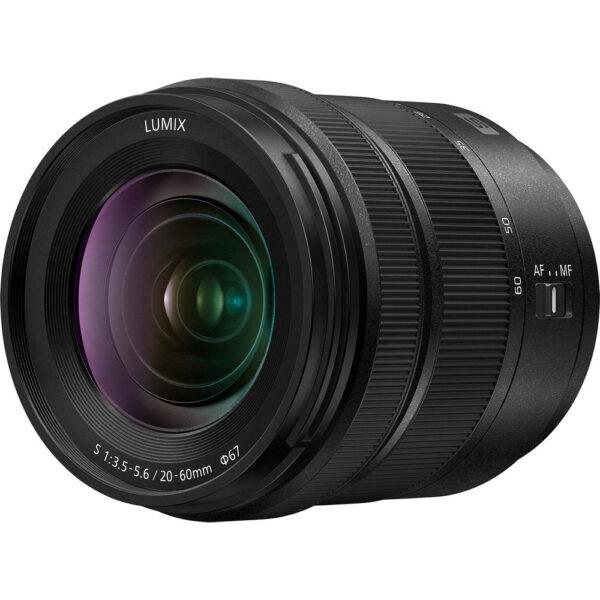 Panasonic Lumix S 20 60mm f3.5 5.6 Lens 2