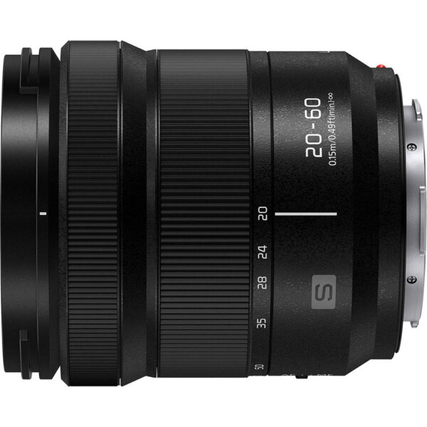 Panasonic Lumix S 20 60mm f3.5 5.6 Lens 3