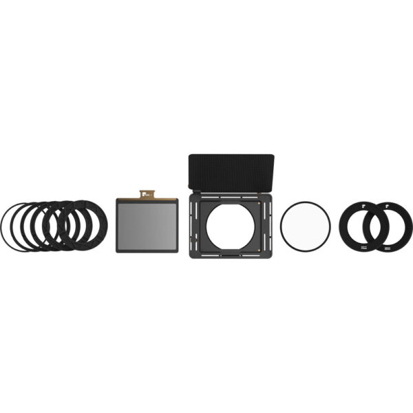 PolarPro Basecamp Matte Box Kit with Variable ND6-9 Filter