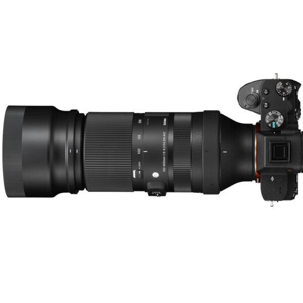 SIGMA 100-400mm F5-6.3 DG DN OS Contemporary