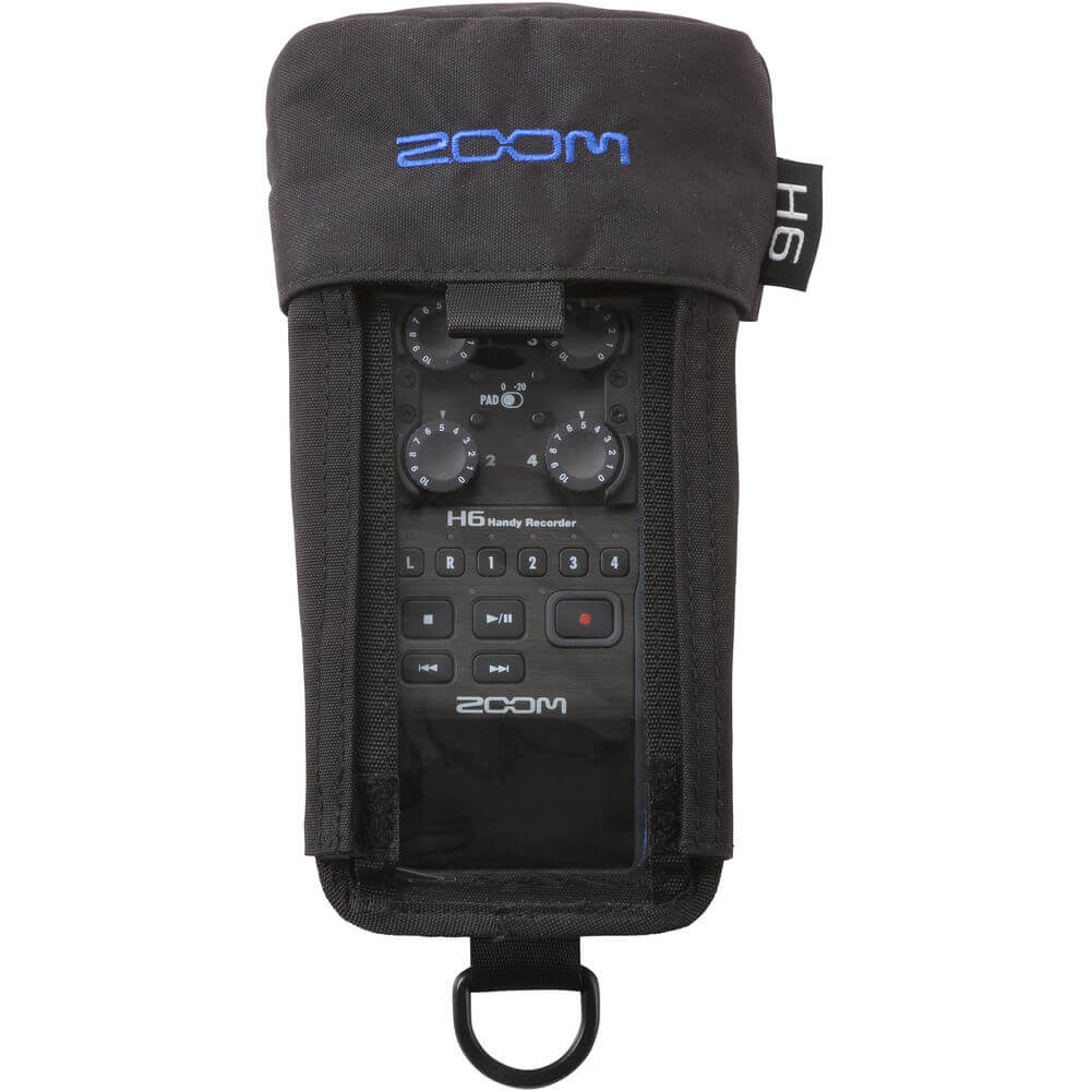 Zoom PCH-6 Protective Case for Zoom H6 Handy Recorder