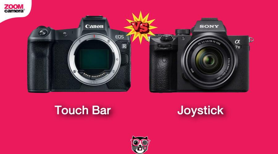 เปรียบเทียบ Canon EOS R vs Sony A7 III