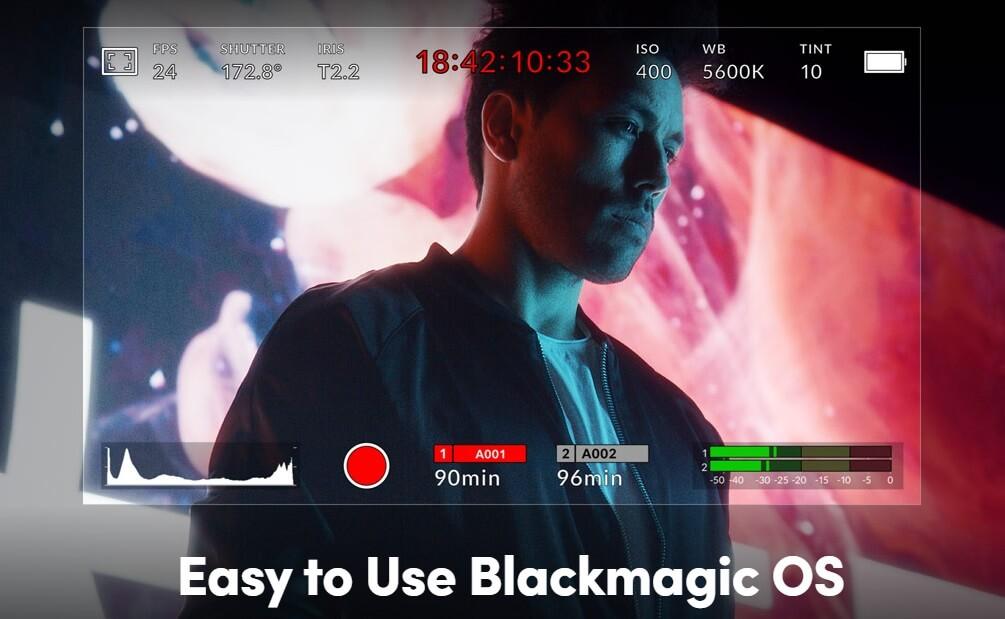 เปิดตัว blackmagic video 12k feature os