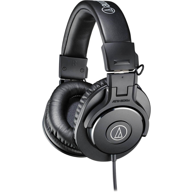 Audio-Technica ATH-M30x Monitor Headphones
