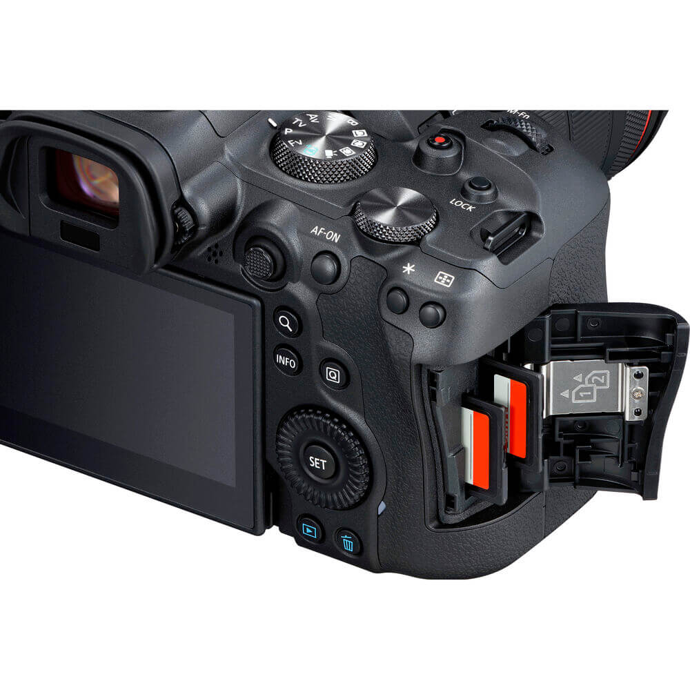 Canon EOS R6 Mirrorless Digital Camera Body Only