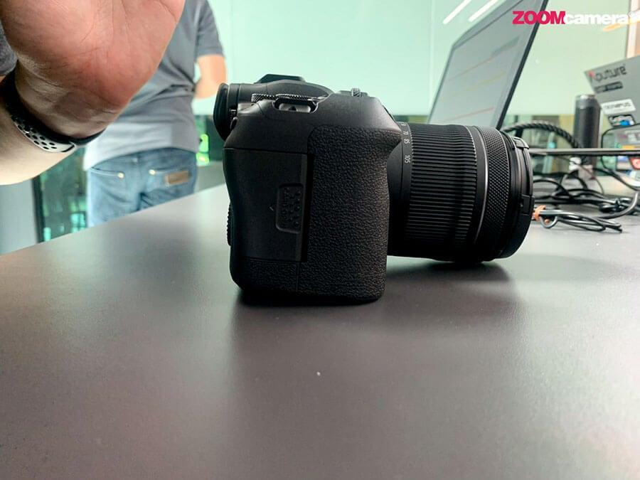 Canon EOS R6 body balance 2