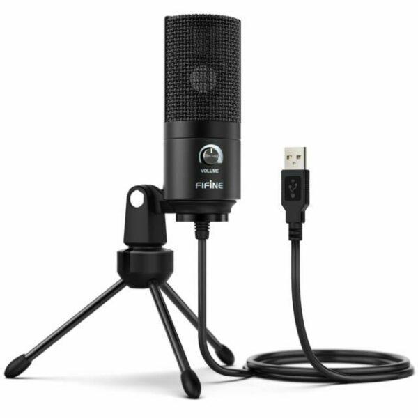 Fifine K669B USB Microphone new 4