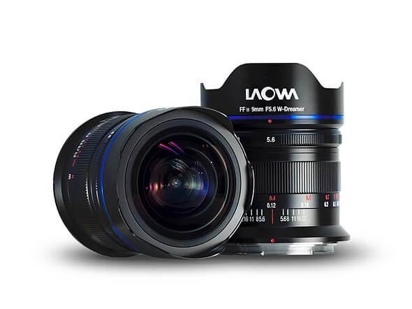 Laowa 9mm f5.6 FF RL