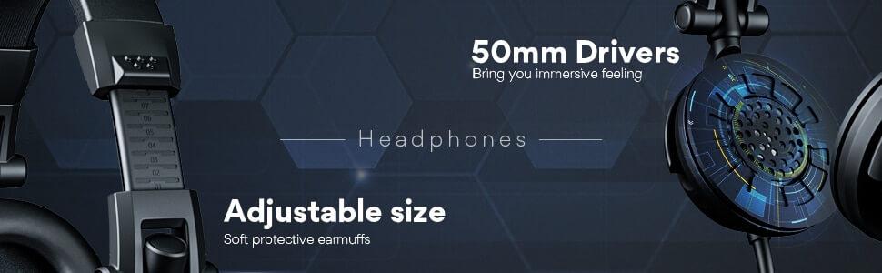 MAONO AU A04H USB Microphone Set with Studio Headphone Set 10