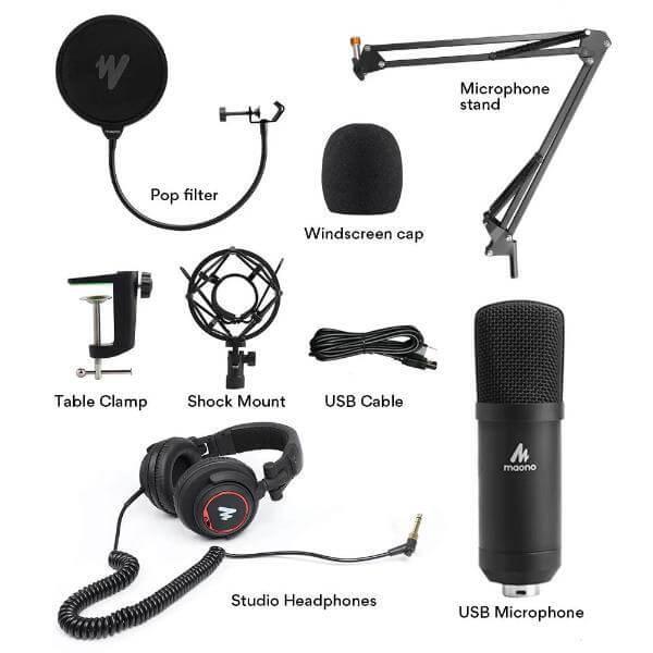 MAONO AU-A04H USB Microphone
