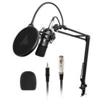 Maono AU-A03 Condenser Microphone Kit Podcast Mic