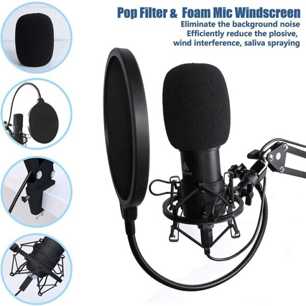 Maono AU-PM425 USB Podcasting microphone
