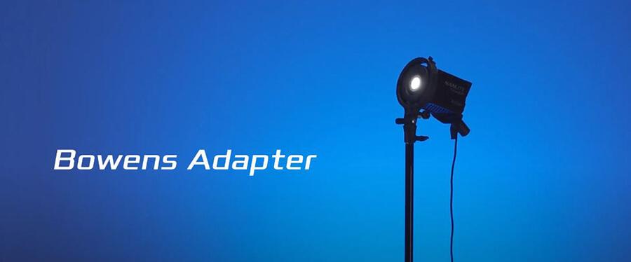 Nanlite-forza-60B_Bowen-adapter