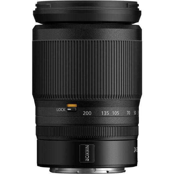 Nikon NIKKOR Z 24 200mm f4 6.3 VR Lens 2