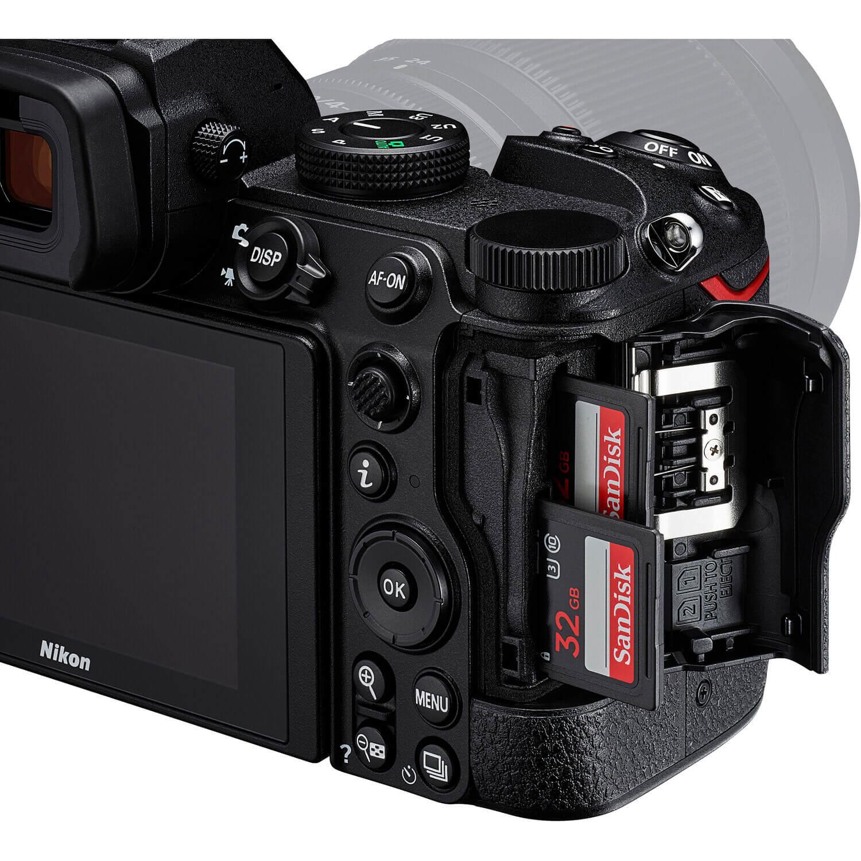 Nikon Z 5 Mirrorless Digital Camera Body Only 4