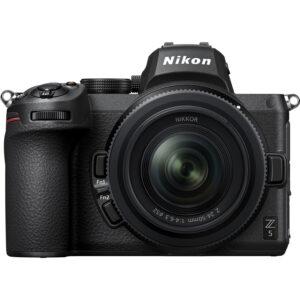 Nikon Z 5 Mirrorless Digital Camera with 24 50mm Lens 1