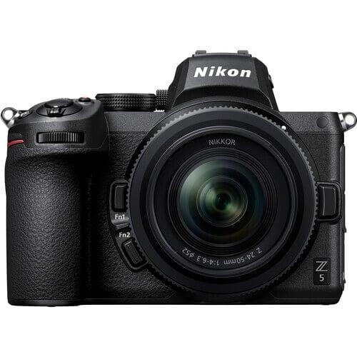 Nikon Z5 Mirrorless Digital Camera with 24 50mm Lens