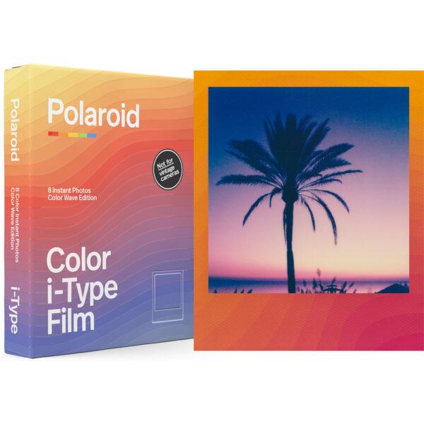 Polaroid Color i Type Instant Film 2