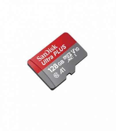 Sandisk (SDSQUAR-128G-GN6MN) MicroSDXC A1 Ultra 128GB
