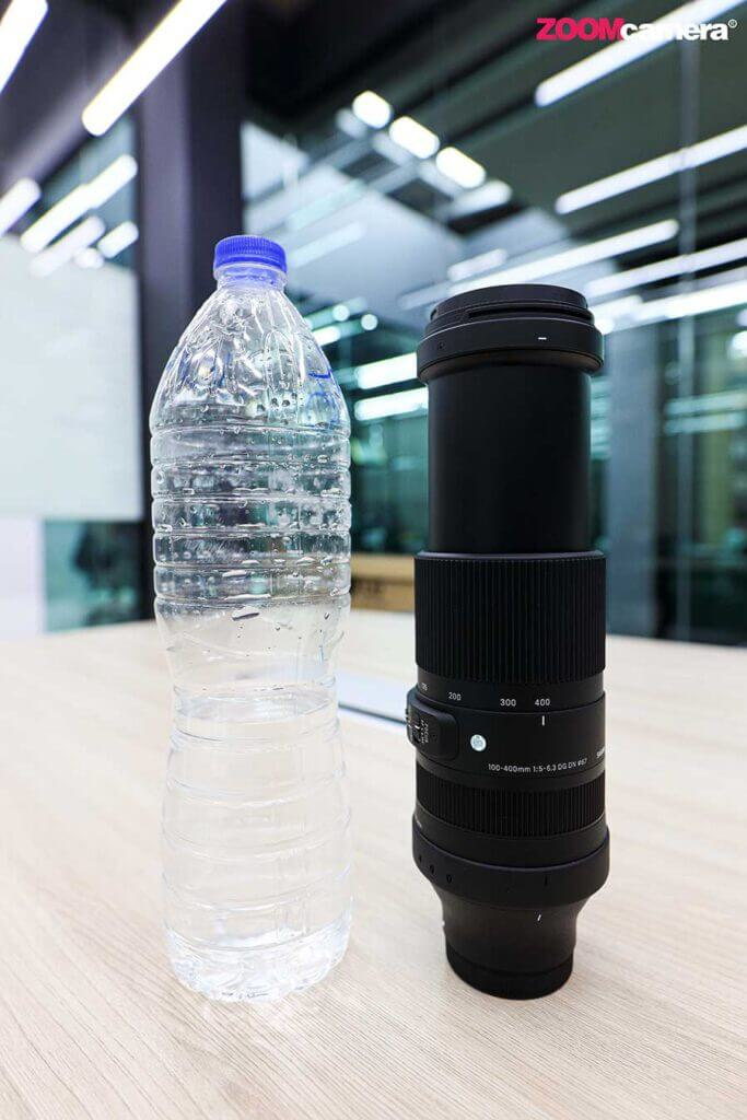 Sigma 100 400mm for Sony and L mount Compare Max zoom