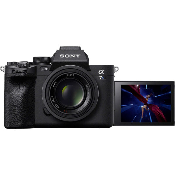 Sony Alpha a7S III Mirrorless Digital Camera