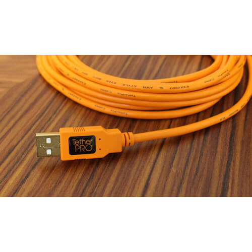 Tether Tools TetherPro USB 3.0 Male Type-A to USB 3.0 Micro-B Cable