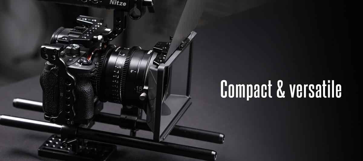 Venus Optics Laowa 15mm T2.1 Zero D Cine Lens Sony E Feet 13