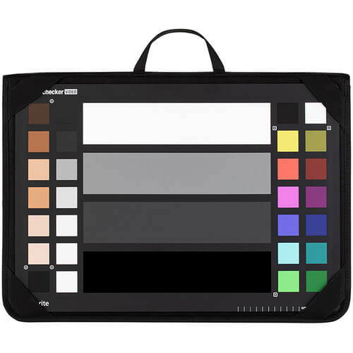 X-Rite ColorChecker Video XL with Carrying Case