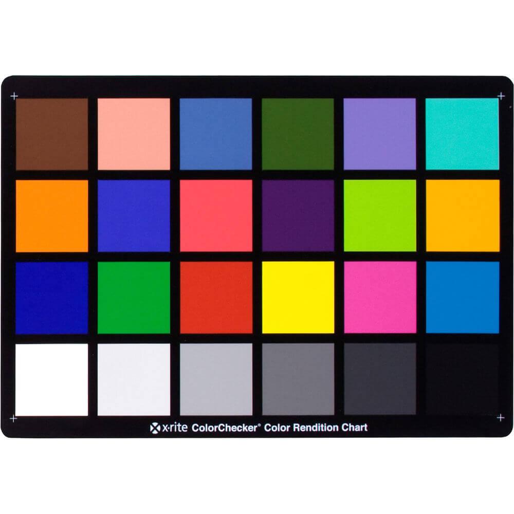 X-Rite (MSCCC) ColorChecker Classic