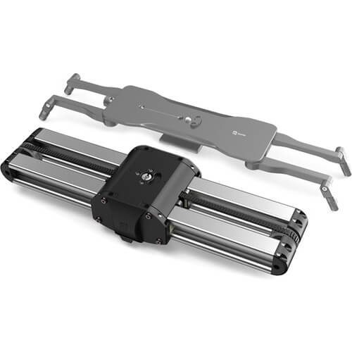 Zeapon Micro 2 Micro Rail Slider with EasyLock 2 Ball Head Bundle 1