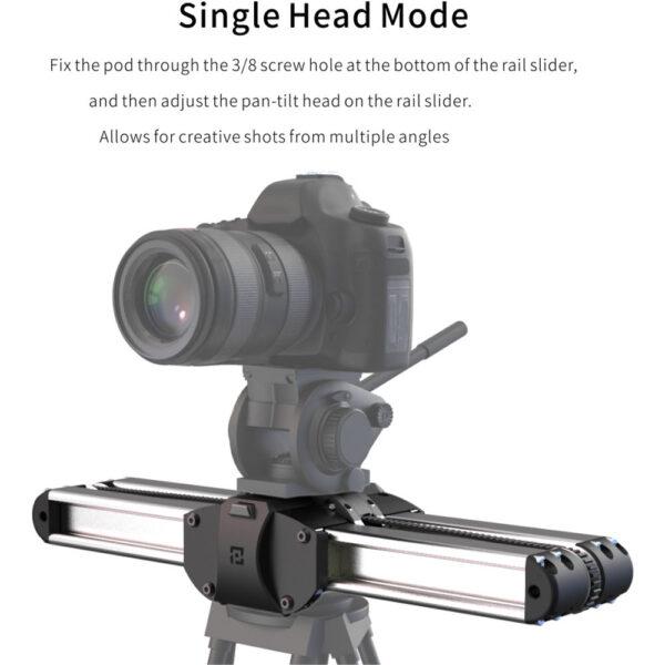 Zeapon Micro 2 Micro Rail Slider with EasyLock 2 Ball Head Bundle18