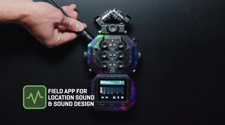 Zoom-H8_sound-design