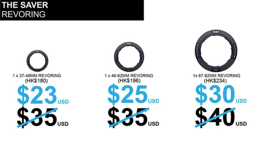 revoring price 1