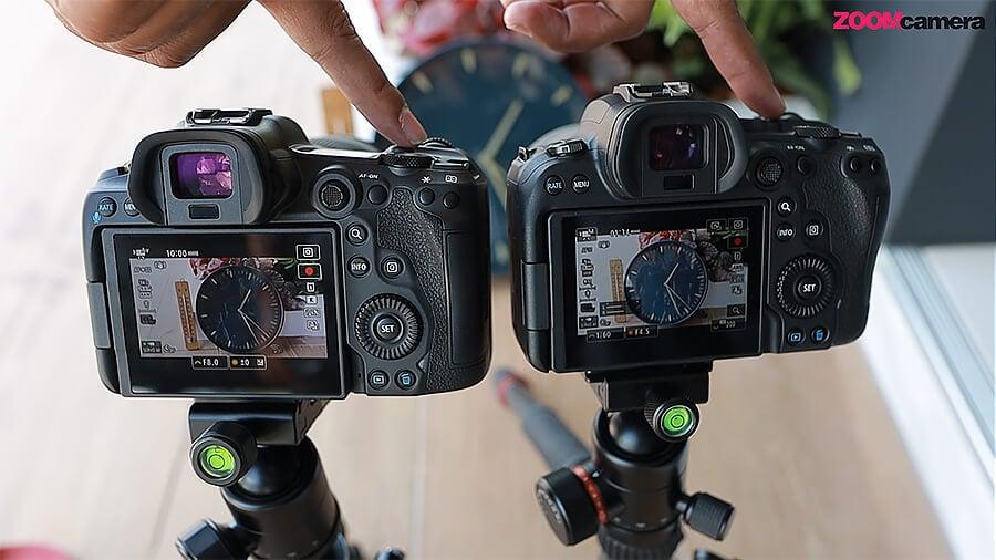 Canon EOS R5 รีวิว Canon EOS R6 ถ่ายได้นานแค่ไหน overheat ไหม
