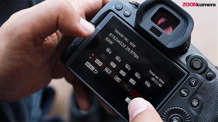 Canon EOS R5 รีวิว Canon EOS R6 8K Raw 4K 120fps มีข้อจำกัดอะไร