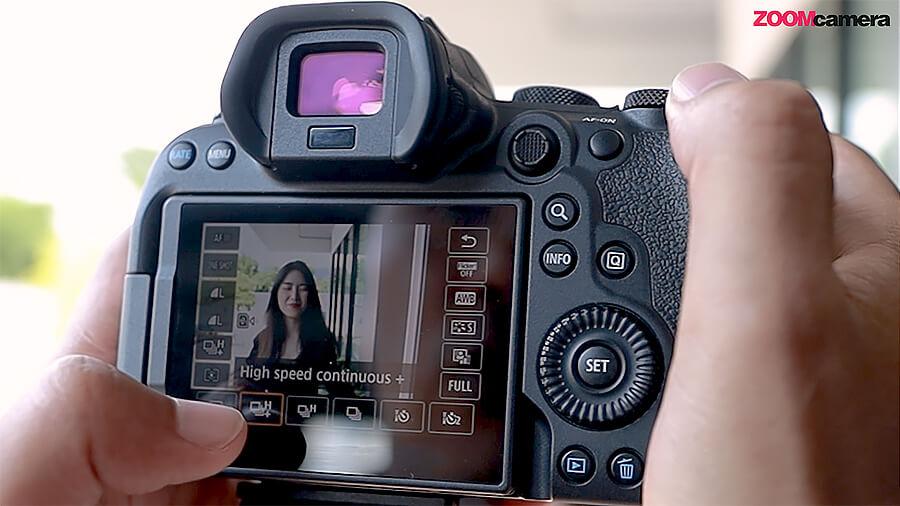 Canon EOS R5 รีวิว Canon EOS R6 R5 R6 มี Blackout ไหม