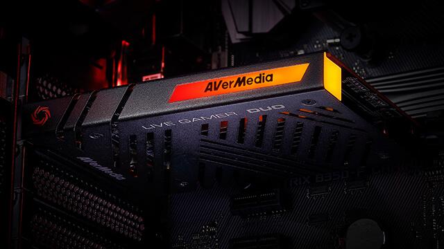 AVerMedia Live Gamer DUO