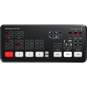 Blackmagic Design ATEM Mini Pro ISO