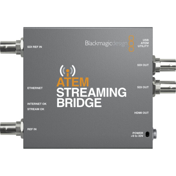 Blackmagic Design ATEM Streaming Bridge 3
